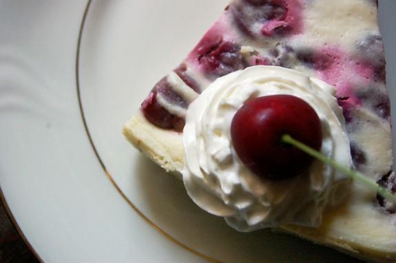 gesunder quarkkuchen