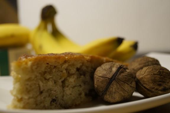 Bananen walnusskuchen 2