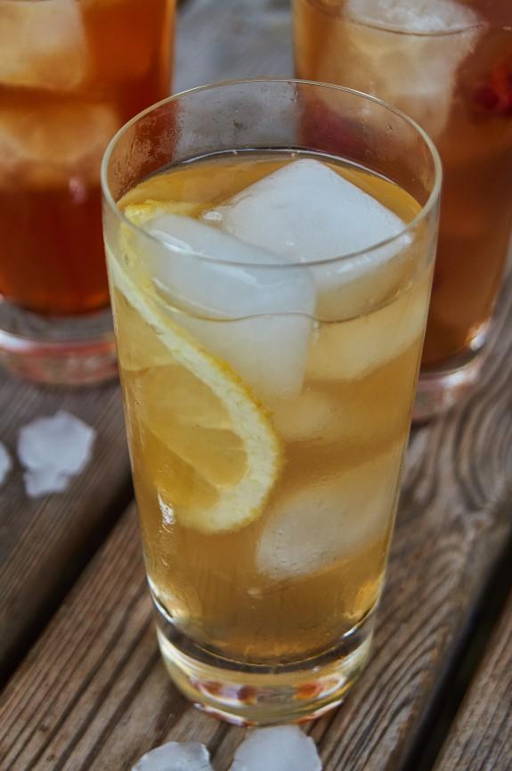 Zitrone Grüner Tee 1