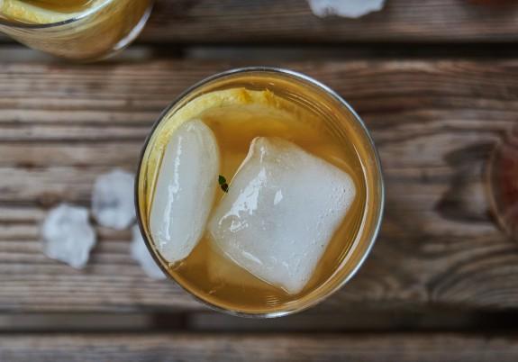 Zitrone Grüner Tee 2