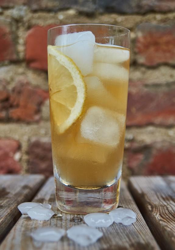 Zitrone Grüner Tee 3